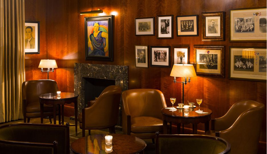 The Cub Room at The Beaumont Hotel