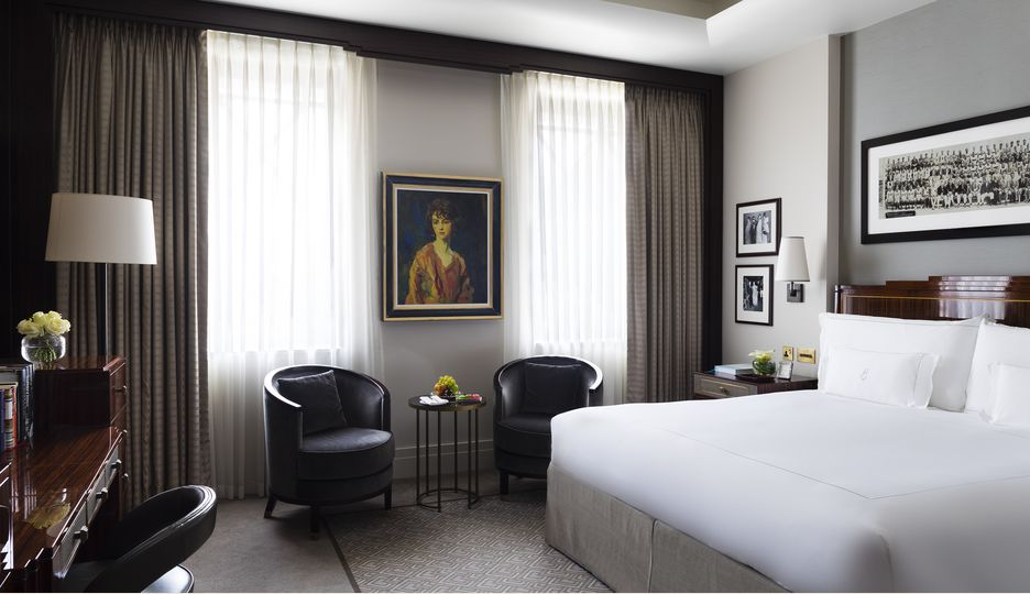 The Beaumont Hotel's Premier Room