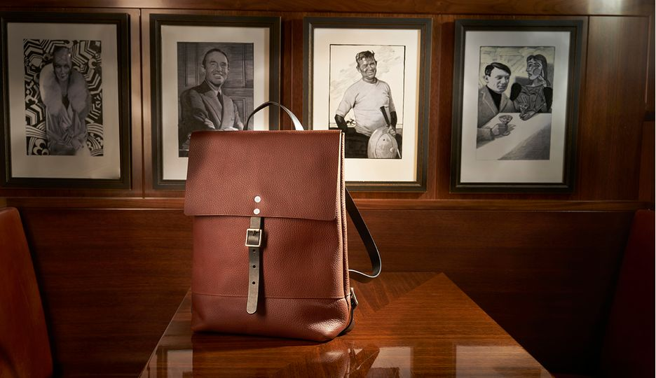 The Jimmy Beaumont Bespoke Travel Collection