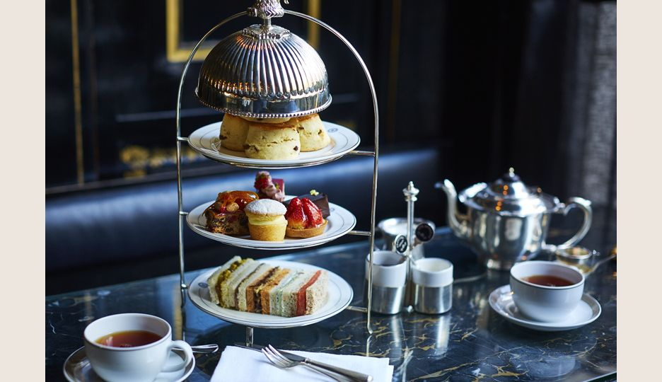 The Wolseley 'Best of British Afternoon Tea'
