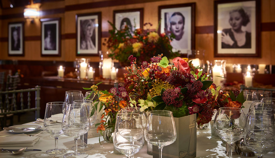 Private Dining at The Beaumont Hotel in London