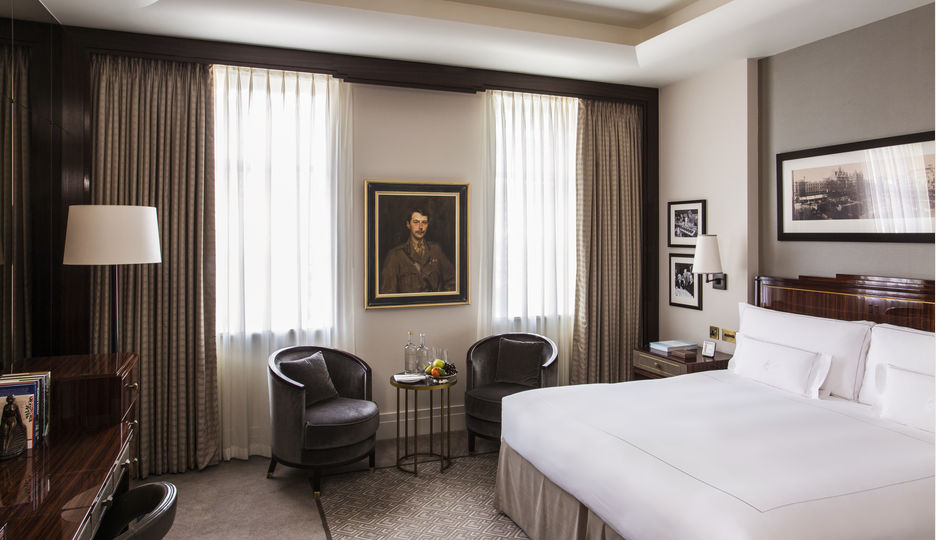 A Superior Grand Room at The Beaumont