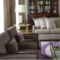 The Roosevelt Suite at The Beaumont Hotel, Mayfair, London
