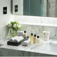 Bathroom in a Classic Suite at The Beaumont Hotel, Mayfair