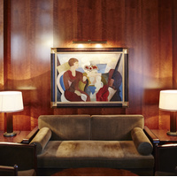 Art at The Beaumont Hotel