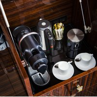 Coffee making facilities in all rooms at The Beaumont Hotel