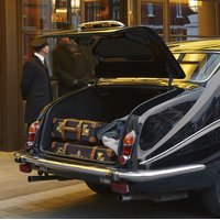 The Beaumont Hotel's Vintage Daimler