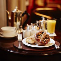 Complimentary 'Beaumont Breakfast Bite' Pastries and Coffee
