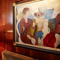 Art at The Beaumont Hotel in London