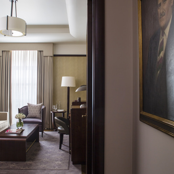 Classic Suite at The Beaumont Hotel, Mayfair