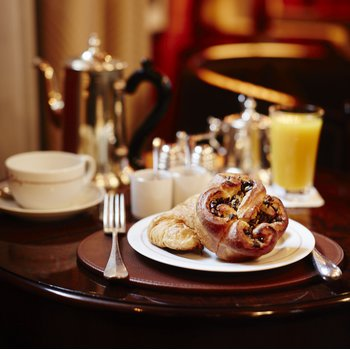 Complimentary 'Help Yourself' Pastries and Coffee in the Cub Room