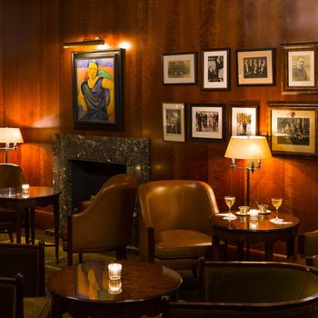 The Cub Room at The Beaumont Hotel in London