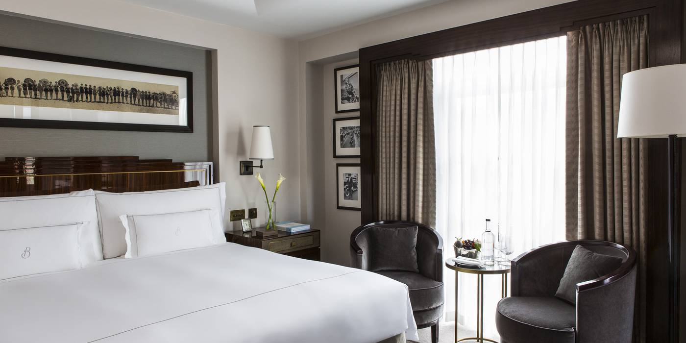 The Beaumont Hotel's Classic Room
