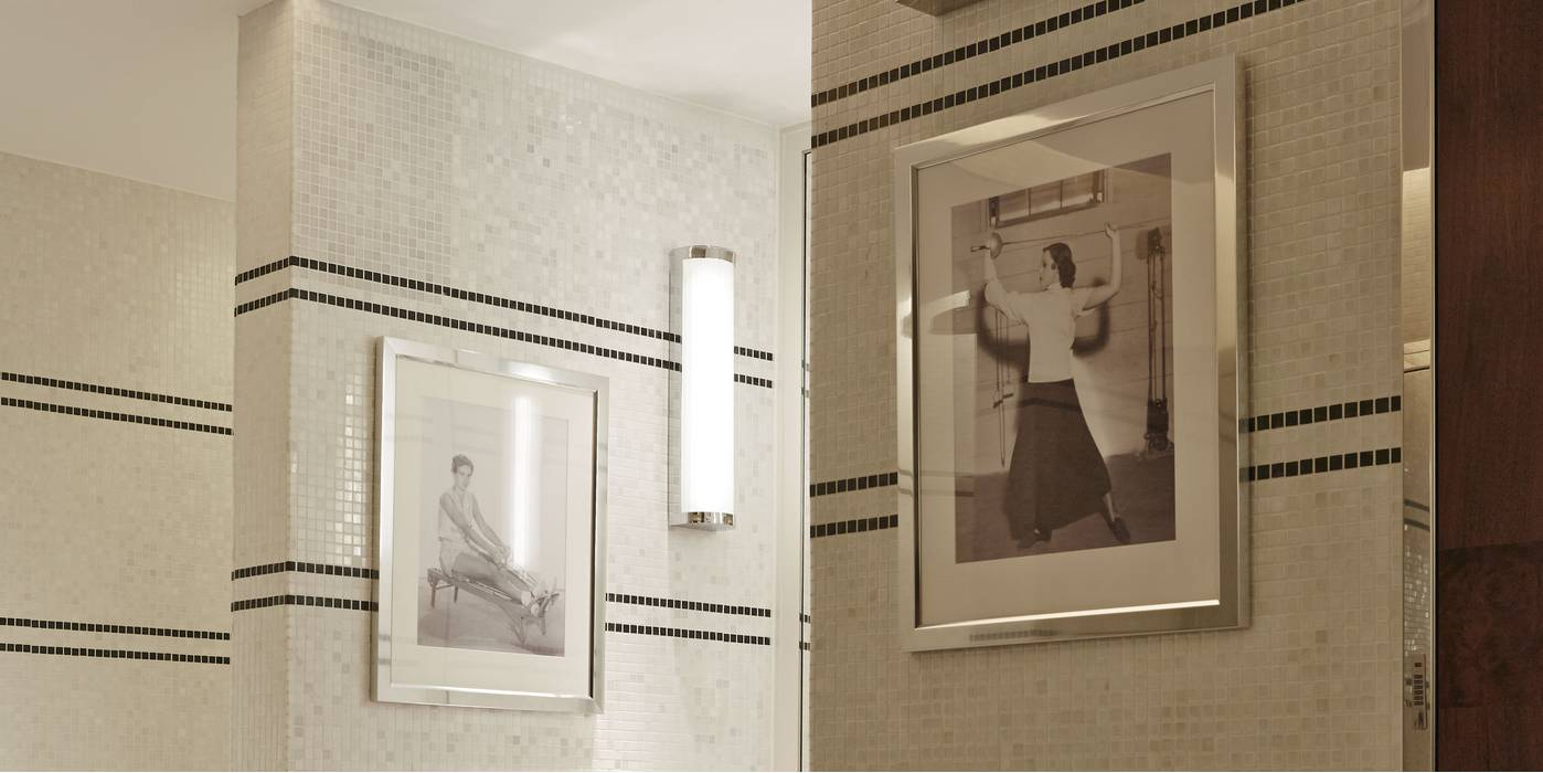 Osteopathy by Bhart Shemar at The Beaumont Hotel in Mayfair