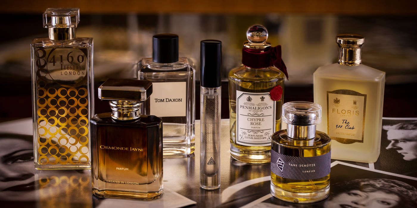 cabd630c481 London Craft Week 2019 - The Jimmy Beaumont Perfume Collection at ...