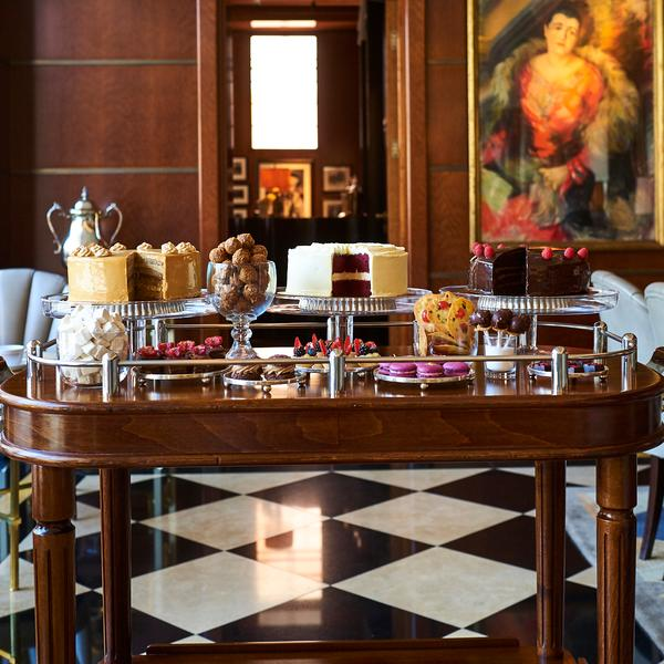 Afternoon Tea in Mayfair, London | The Beaumont Hotel