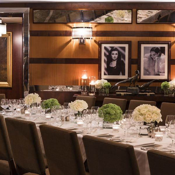 Private Dining Rooms in Mayfair | The Beaumont Hotel