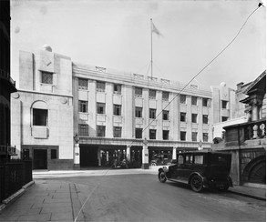 The Beaumont in 1926