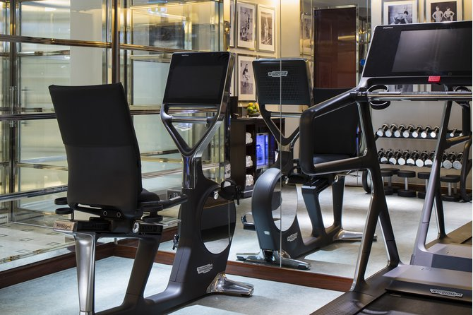 The 24h Gym at The Beaumont Hotel in London
