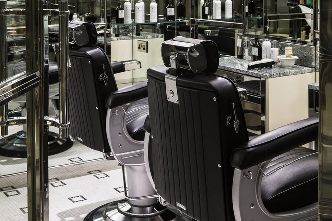 The Barbershop at The Beaumont Hotel Spa in London