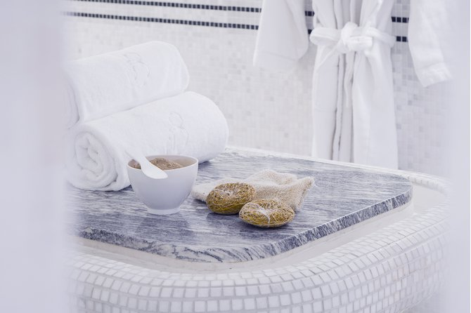 The Spa and Hamam at The Beaumont Hotel