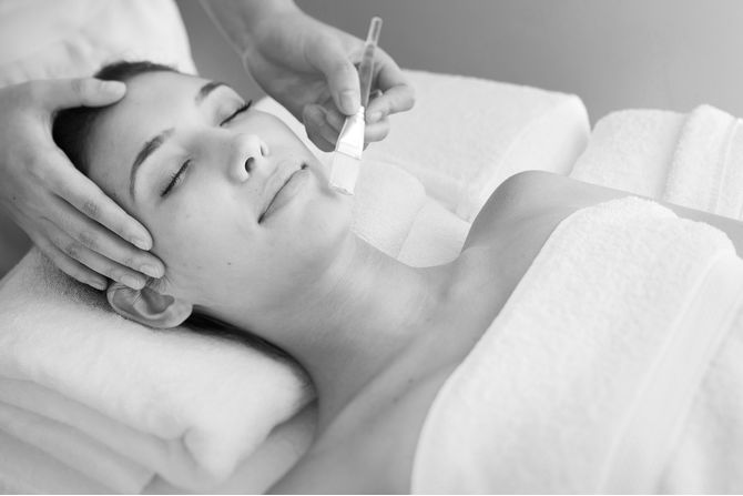 Facials at The Beaumont Hotel Spa in London