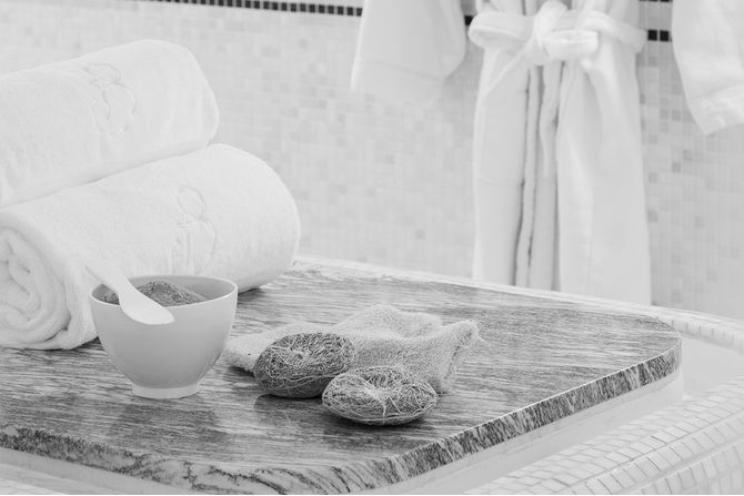 The Spa & Hamam at The Beaumont Hotel in London