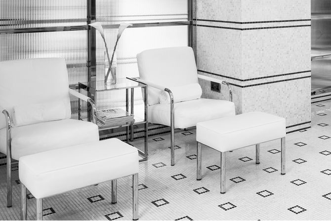 Manicure & Pedicure in Mayfair at The Beaumont Hotel's Spa