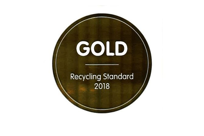 Golf Recycling Standard 2018
